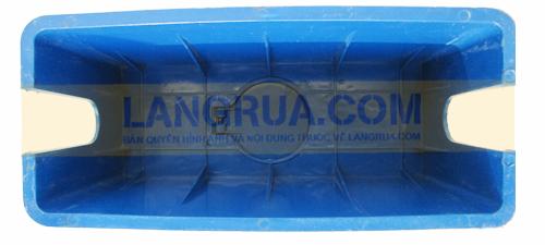Hộp bảo vệ đồng hồ nước nhựa HTR 02 loại 1 nắp 1