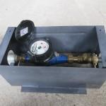 Vật tư nghành nước sạch, chuyên hộp bảo vệ đồng hồ nước DN 15, DN 20, DN 50