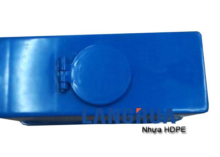 hộp bảo vệ đồng hồ nước nhựa hdpe