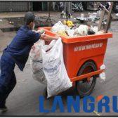 Hà Nội cần quản lý xe thu gom rác chặt hơn nữa