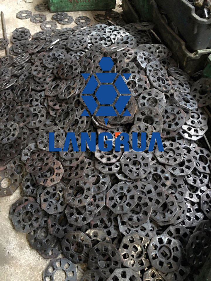 Giàn giáo Hoa Thị (Gàn Giáo Sao; Giàn Giáo Hoa Mai) Được Tại Xưởng Sản xuất Của Công Ty Cổ Phần Làng Rùa